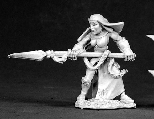 Reaper Miniatures Sister Marie #02432 Dark Heaven Legends Unpainted Metal Figure