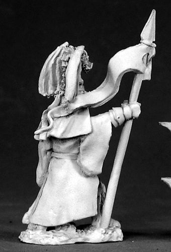 Reaper Miniatures Sir Justin the Green #02446 Dark Heaven Unpainted Metal
