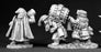 Reaper Miniatures Dwarven Brewmeister 02559 Dark Heaven Legends Unpainted Metal