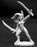 Reaper Miniatures Nayanna Female Fighter #02650 Dark Heaven Unpainted Metal