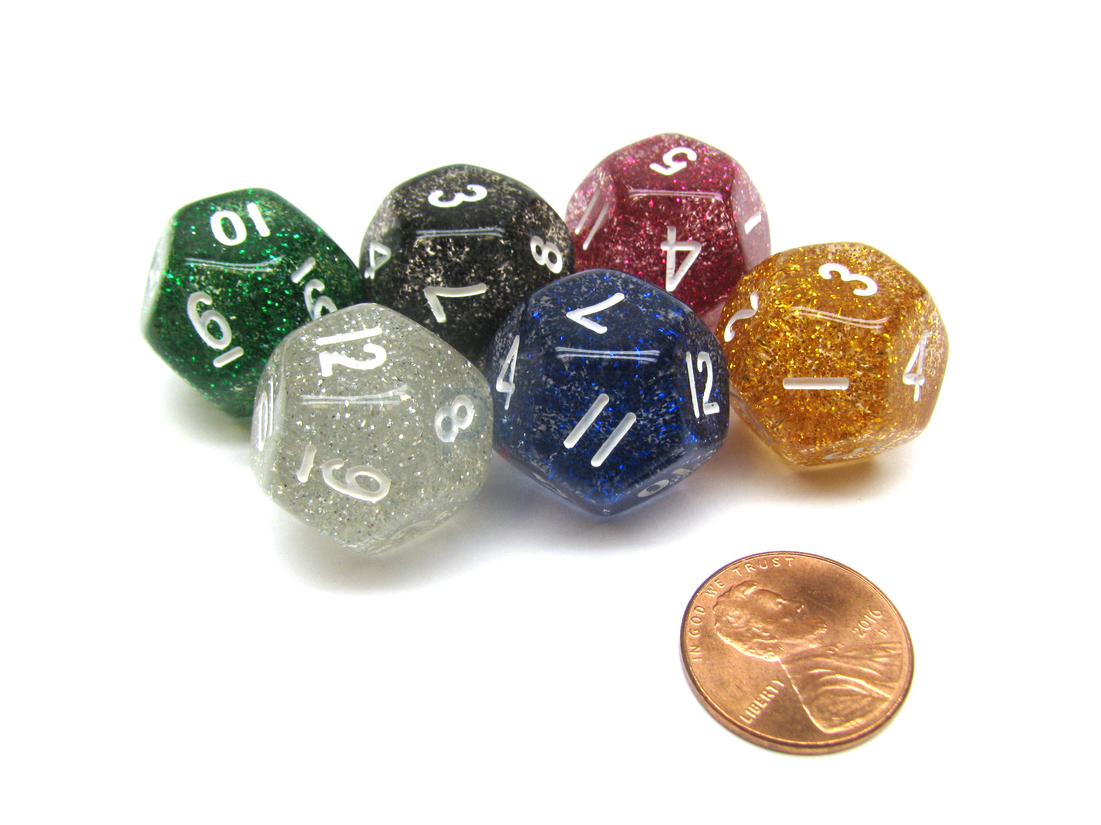 6 SIDED /& 15mm SIDES !! PACK OF 12 PEARL BLUE DICE