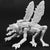 Reaper Miniatures Cichastus, Fly Demon #02744 Dark Heaven Unpainted Metal
