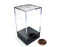 "Plastic Figure and Dice Medium Tall Display Box - 1.5"" W x 1.5"" W x 2.75"" T"