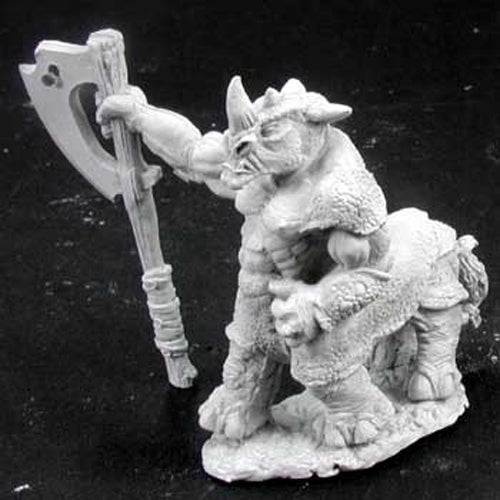 Reaper Miniatures The Gor-Gor #02891 Dark Heaven Legends Unpainted Metal Figure