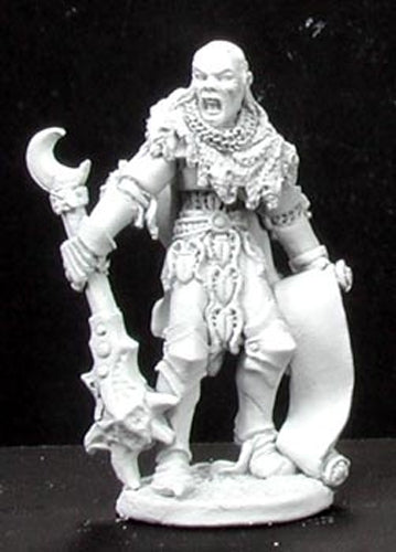 Reaper Miniatures Cazalet, Plague Priest #02893 Dark Heaven Unpainted Metal