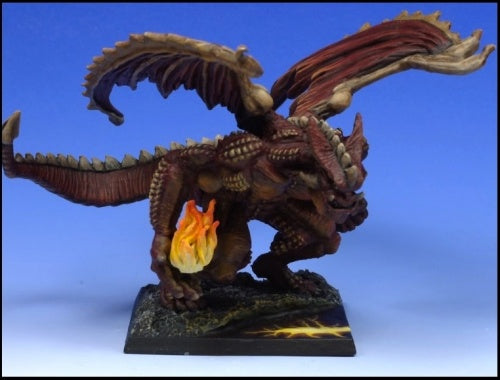 Reaper Miniatures Agramon, Pit Devil #02895 Dark Heaven Legends Unpainted Metal