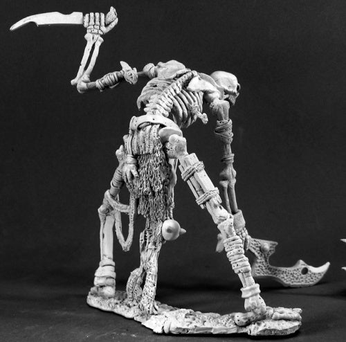 Reaper Miniatures Colossal Skeleton #02911 Dark Heaven Legends Unpainted Metal