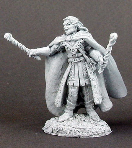 Reaper Miniatures Ambrose, Young Wizard #02947 Dark Heaven Unpainted Metal
