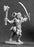 Reaper Miniatures Logos, Savage Warrior #03091 Dark Heaven Unpainted Metal