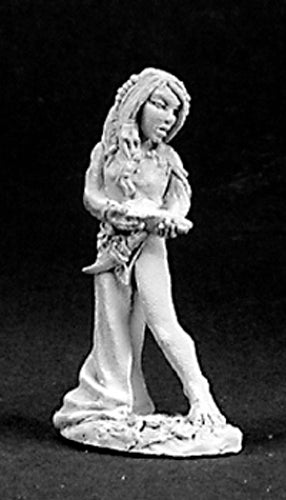 Reaper Miniatures Ariel, Dryad #03102 Dark Heaven Legends Unpainted Metal Figure