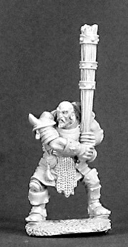 Reaper Miniatures Clabach Greatclub #03231 Dark Heaven Legends Unpainted Metal