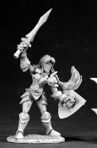 Reaper Miniatures Bettina, Female Hero #03331 Dark Heaven Unpainted Metal
