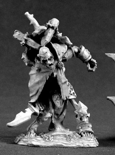 Reaper Miniatures Grave Servant 03411 Dark Heaven Legends Unpainted Metal Figure