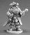 Reaper Miniatures Unpainted Barnabus Frost, Pirate Captain 03646 Dark Heaven