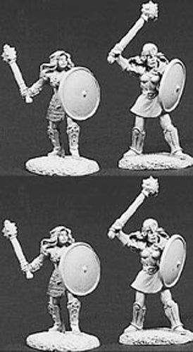 Reaper Miniatures Sisters Of The Blade 4 Pieces #06011 Dark Heaven Legends Army