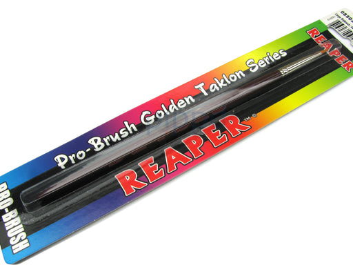 Reaper Miniatures Large Drybrush #4 Flat #08502 Paint Brush for RPG D&D Figures