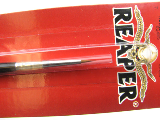 Reaper Miniatures Super Detail Brush 10/0 #08605 Paint Brush for RPG D&D Figures
