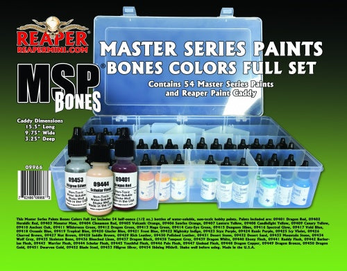 Master Series Paint Core Colors Expansion Set #1 Reaper