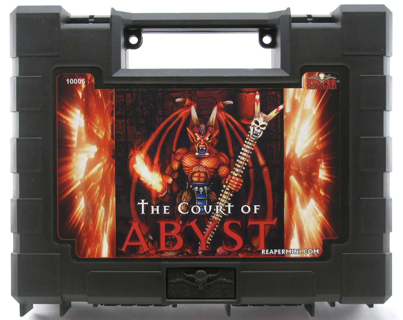 Reaper Miniatures The Court Of Abyst #10005 Boxed Sets Unpainted Metal Figure