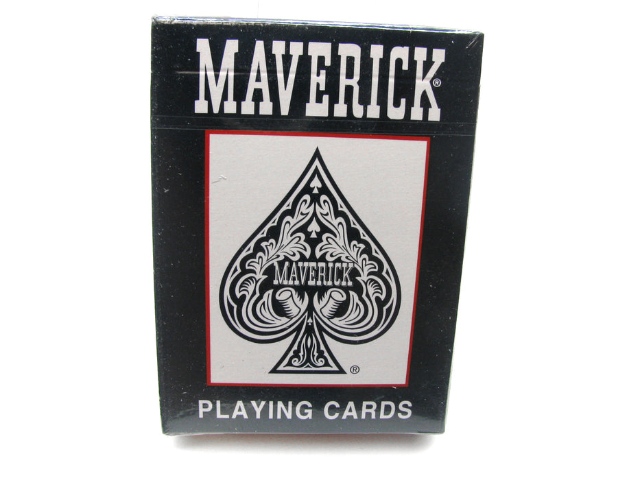 Maverick Standard Index Playing Cards - 1 Sealed Blue Deck