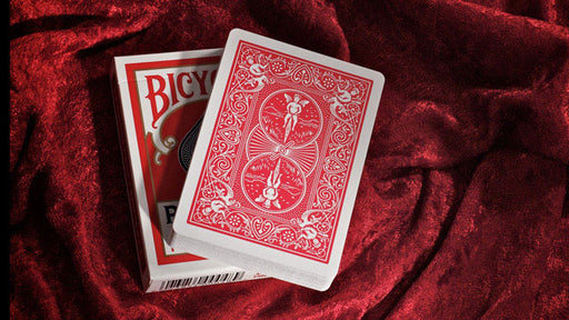 Bicycle Pinochle Standard Index Playing Cards - 1 Sealed Red Deck
