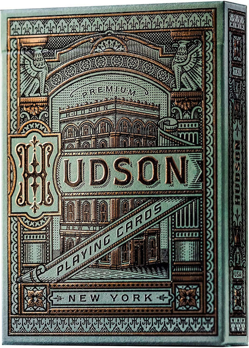 Theory11 Hudson Playing Cards - 1 Deck