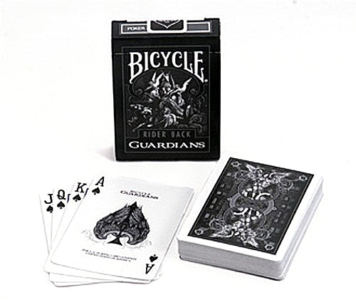 Bicycle Guardian Playing Cards - 1 Sealed Deck