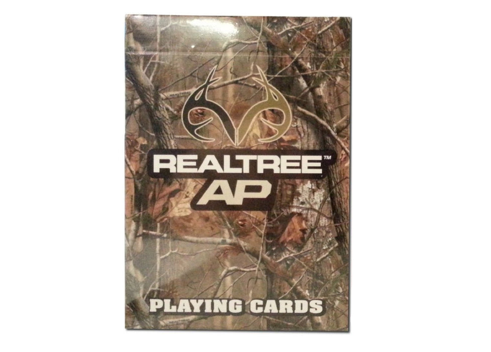Bicycle RealTree Collectible Poker Playing Cards - 1 Sealed Deck