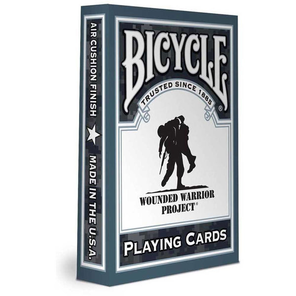 Bicycle Wounded Warrior Project Playing Cards - 1 Sealed Deck