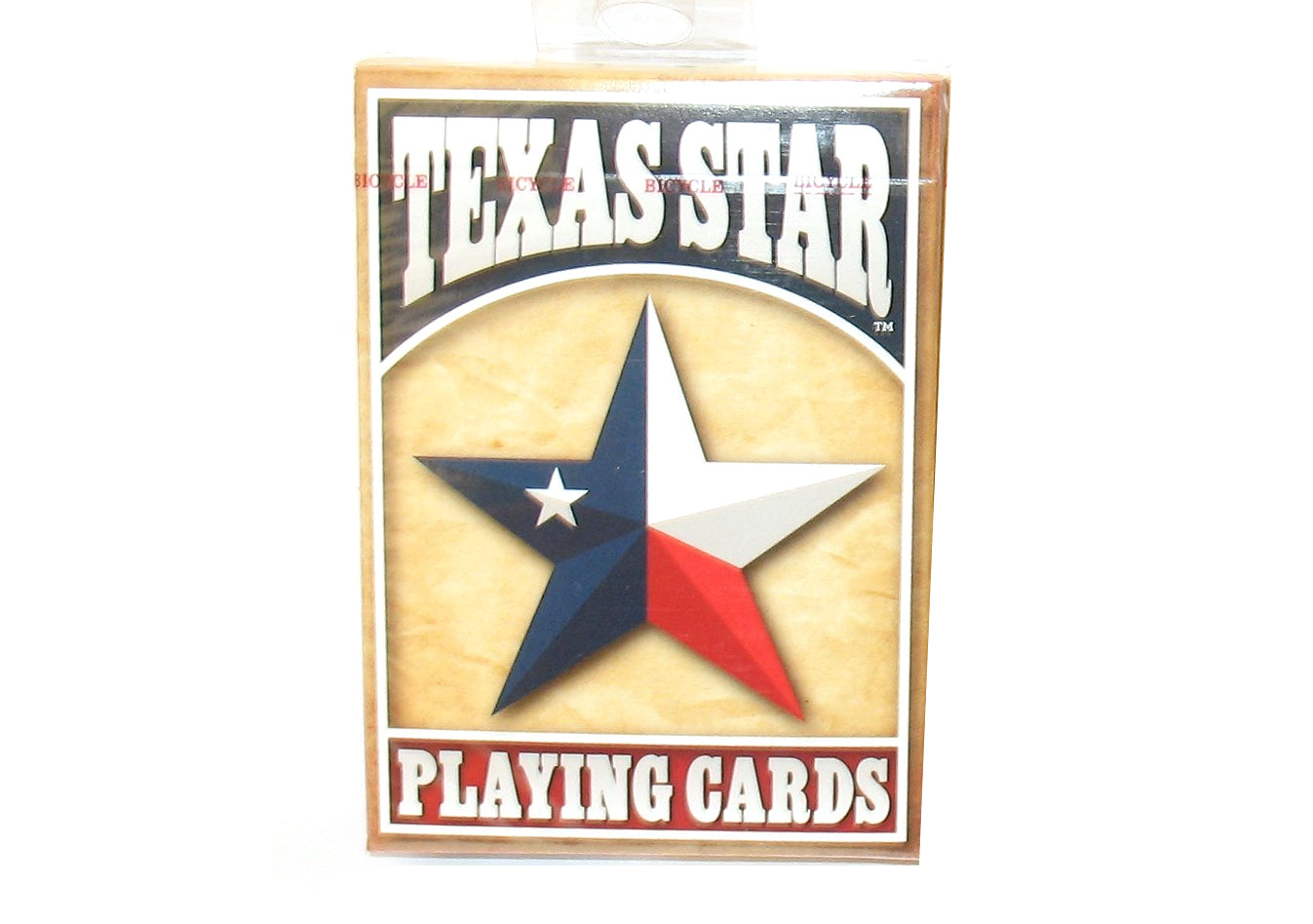 Bicycle Texas Star Collectible Playing Cards - 1 Sealed Deck