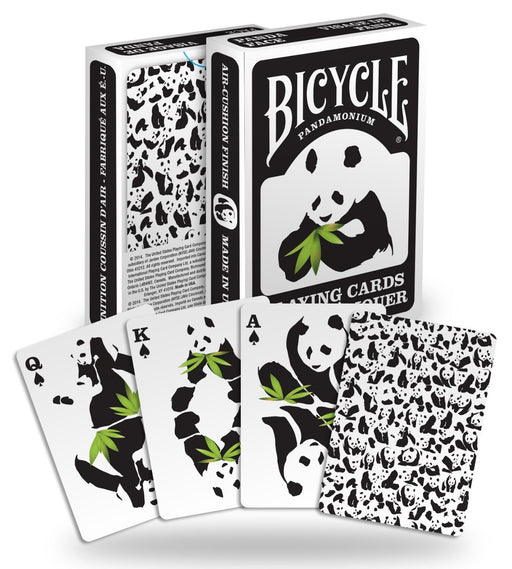 Bicycle Pandas Collectible Animal Playing Cards - 1 Sealed Deck