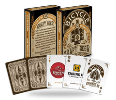 Bicycle Craft Beer Playing Cards - 1 Sealed Deck