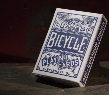 Bicycle Chainless Playing Cards - 1 Sealed Blue Deck