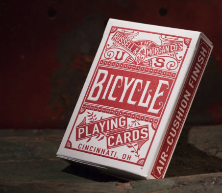 Bicycle Chainless Playing Cards - 1 Sealed Red Deck
