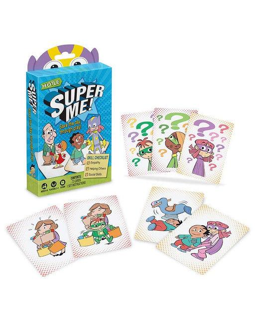 Hoyle Super Me! Kids Card Game