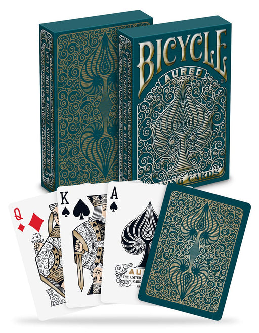 Bicycle Aureo Playing Cards - 1 Sealed Deck
