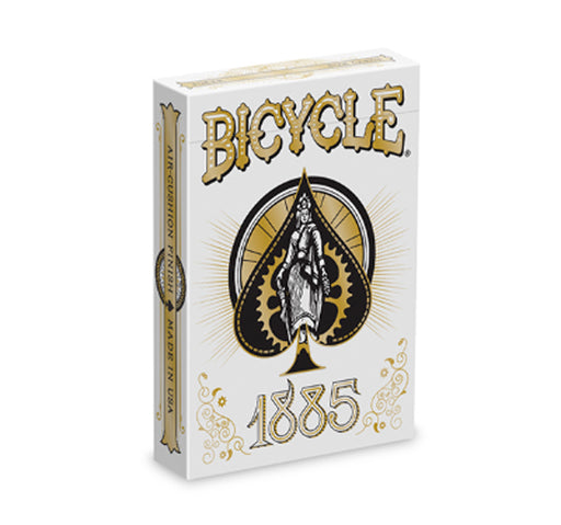 Bicycle 1885 Playing Cards - 1 Sealed Deck