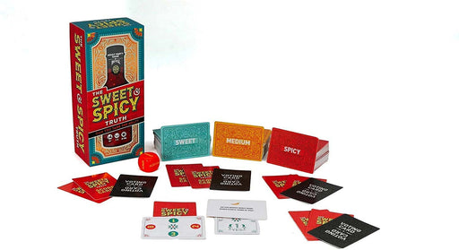 Bicycle The Sweet & Spicy Truth Adult Party Game