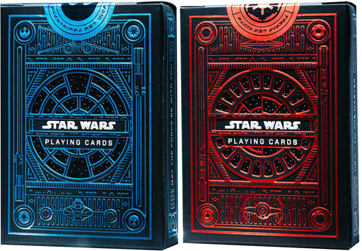 Theory-11 Star Wars Playing Cards - Choose your side/color