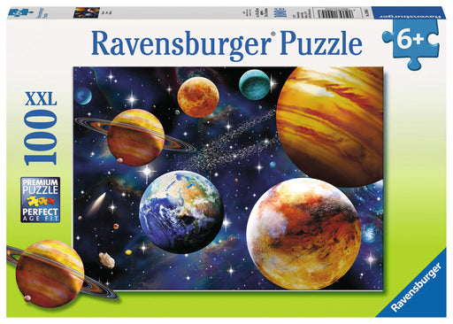 Ravensburger Children's 100 Piece Jigsaw Puzzle Space XXL