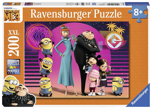 Despicable Me 3 200 Piece XXL Jigsaw Puzzle