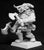 Reaper Miniatures Narg Bloodtusk, Reven Captain #14049 Warlord D&D Mini Figure