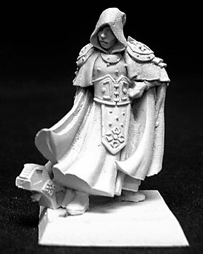 Reaper Miniatures Sir Broderick, Crusaders Captain #14050 Crusaders Unpainted