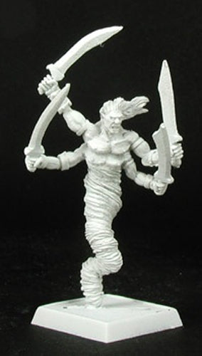 Reaper Miniatures Dust Devil, Nefsokar Monster #14245 Nefsokar Unpainted Mini