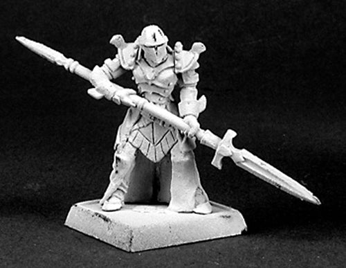 Reaper Corvus, Overlords Sergeant (Alt) #14302 Warlord, Overlords Unpainted