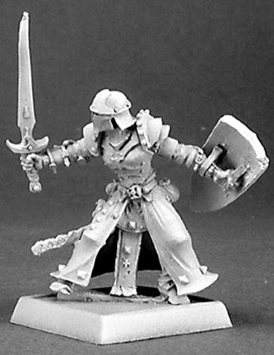 Reaper Miniatures Overlord Warrior 14360 Overlords Unpainted RPG D&D Mini Figure