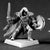 Reaper Miniatures Overlord Shadow Legionnaire #14507 Overlords Unpainted Mini