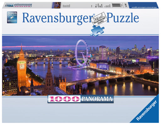 Ravensburger Cities - Panorama London at Night 1000 Piece Jigsaw Puzzle