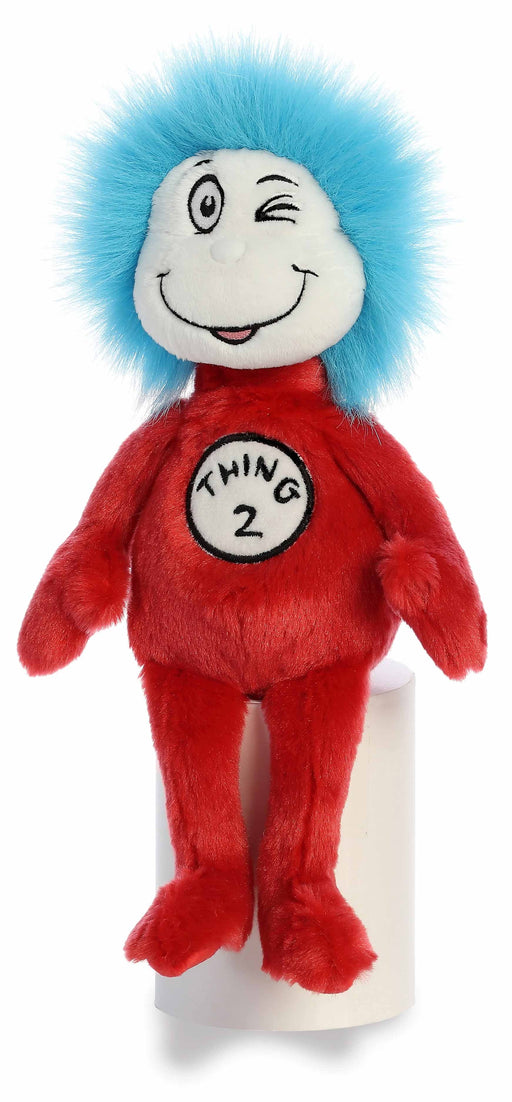 "Aurora Dr. Seuss - 12"" Thing 2"