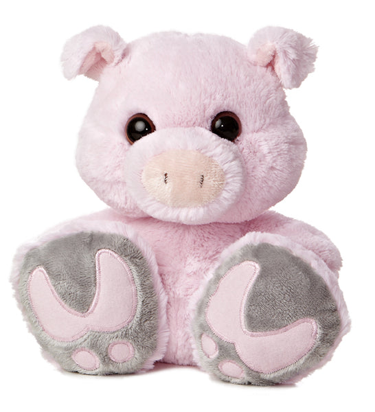 "Snortster Taddle Toes 10"" Aurora Plush Pig"